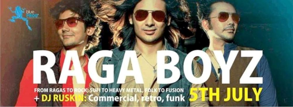 Raga-Boys-New-Album-Released-In-Pakistan-after-India